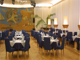 Restaurant Neringa hotel, Vilnius